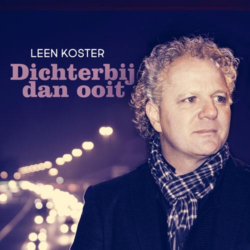 bestel CD Dichterbij dan ooit - Leen Koster